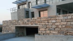 Casas con Piedra Escollera