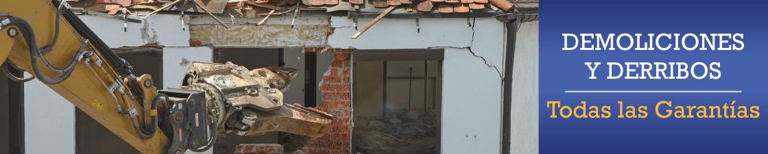 Demoliciones y Derribos