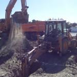 Excavación y zapatas